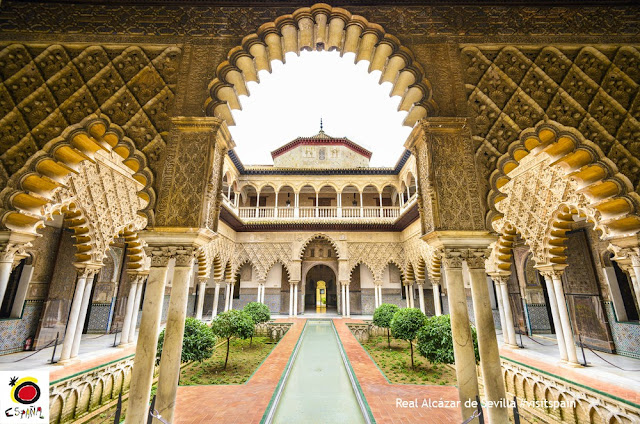 O que fazer em Sevilha em 1 dia? Real Alcázar