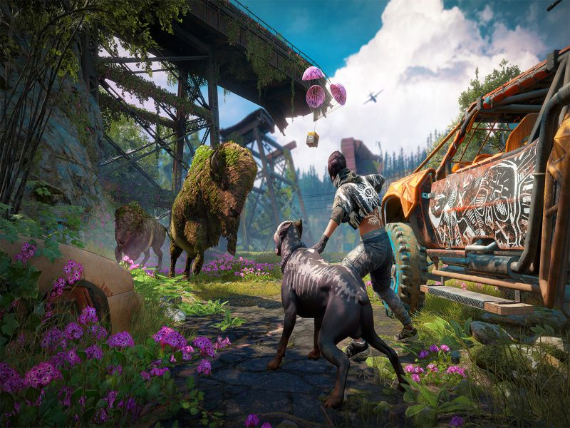 Download Far Cry New Dawn Game Setup Exe