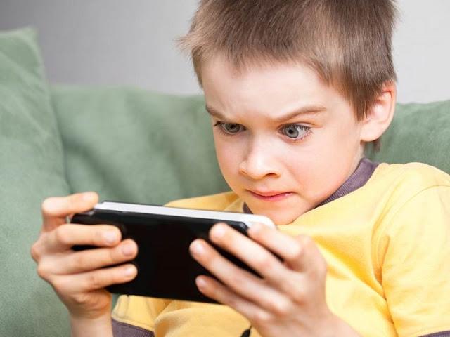 Dampak negatif game online bagi anak dan pelajar