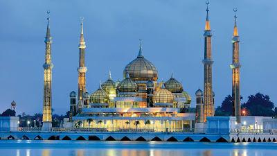 tempat popular di negeri Terengganu