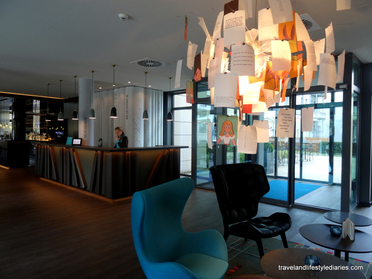 We stayed at affordable design hotel motel one for Design hotel dresden