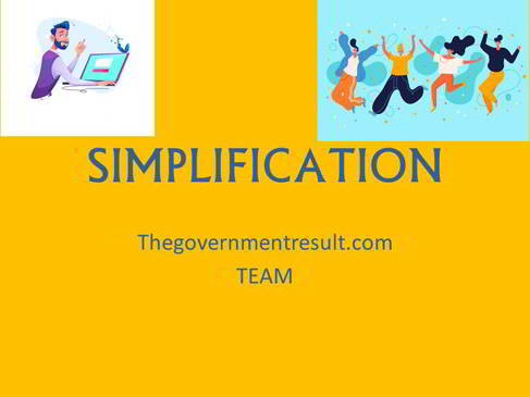 Simplification Tricks for SSC