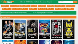 9xmovies 2019 - Download Latest Tamil Telugu, Bollywood, Hollywood Hindi Dubbed Movies