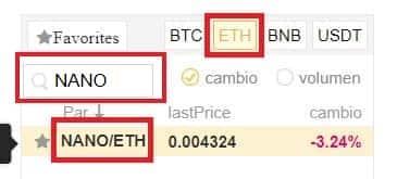 Cómo y Dónde Comprar NANO Moneda Virtual
