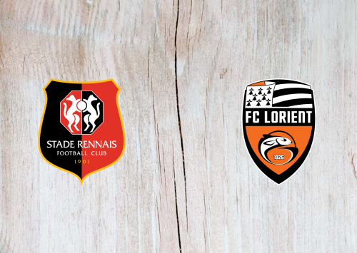 Rennes vs Lorient -Highlights 03 February 2021