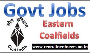 eastern coalfield ltd