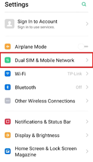 How to Set Up Proxy on Android for WiFi, and Mobile Data?   Android Proxy Settings