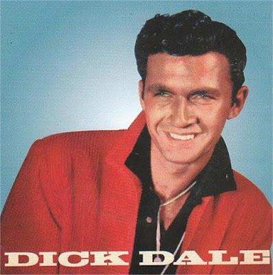 Dick Dale Lets Go Trippin Listen, watch,
