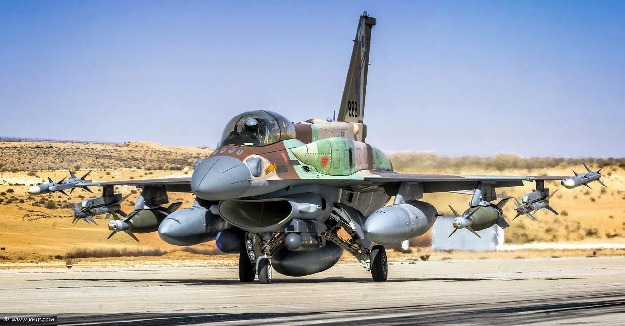 Противорадиолокационные ракеты в ВВС Израиля