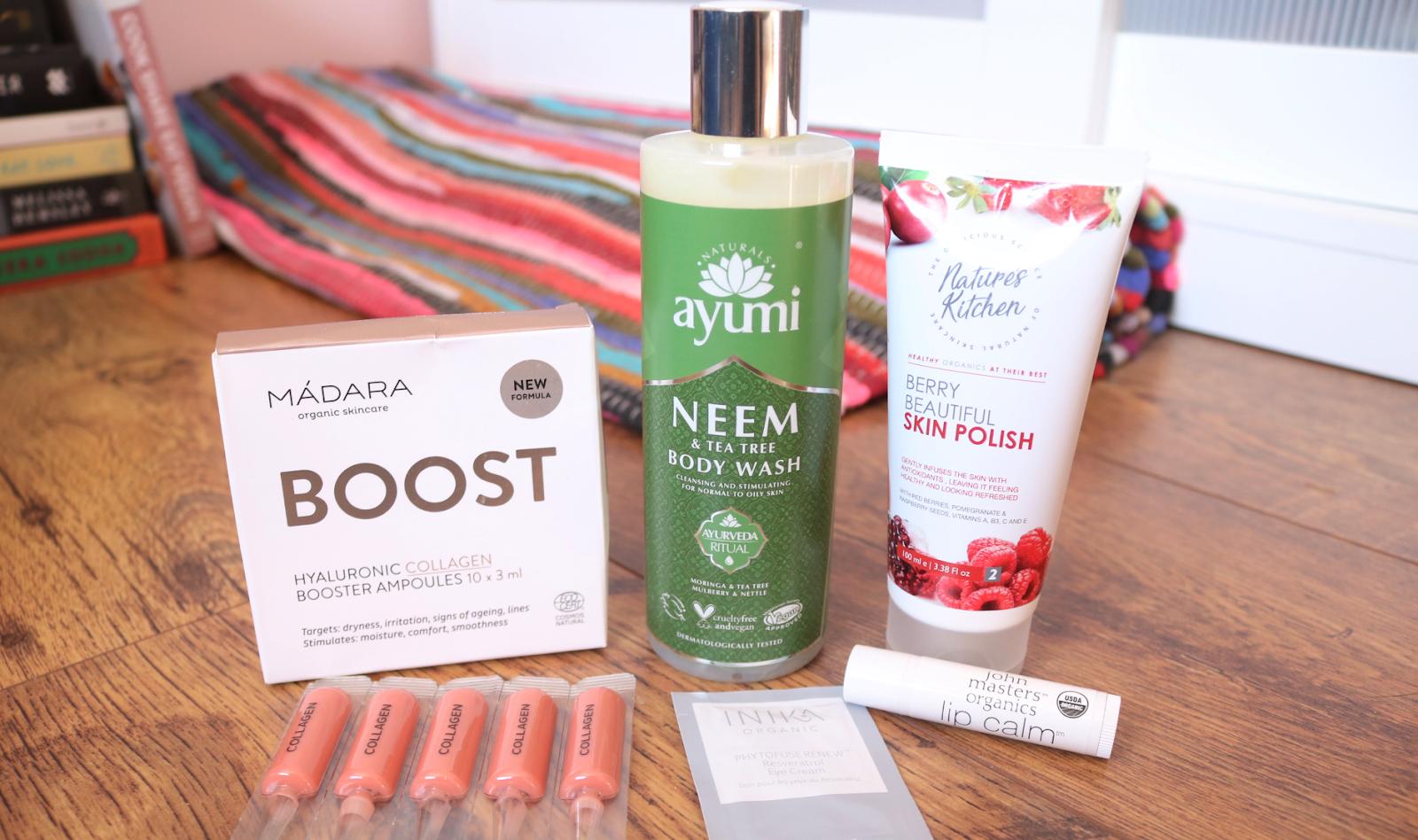 LoveLula Beauty Box - April 2020 review