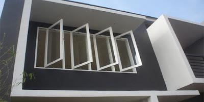 Kelemahan Kusen Aluminium Untuk Rumah Minimalis 1