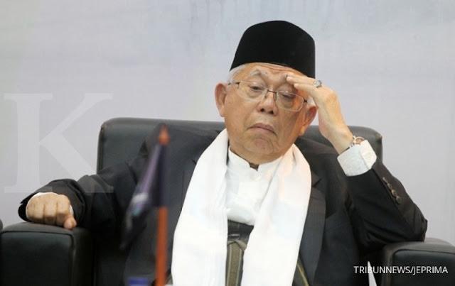 Cucu Pendiri NU Gabung ke Prabowo, Ma'ruf Amin: Itu Hak Mereka