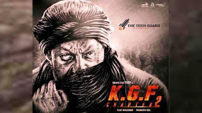 K.G.F. Chapter 2 Sanjay Dutt, Yash, Raveena Tandon, Shrinidhi Shetty