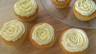 vanilla sponge  cupcakes