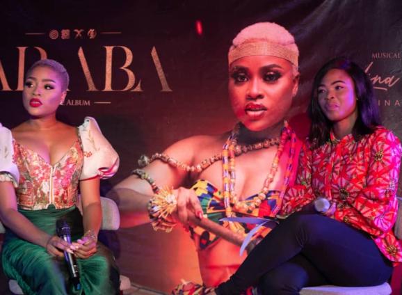 Adina opens up about 'Araba' at album listening