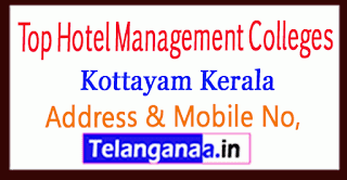 Top Hotel Management Colleges in Kottayam Kerala
