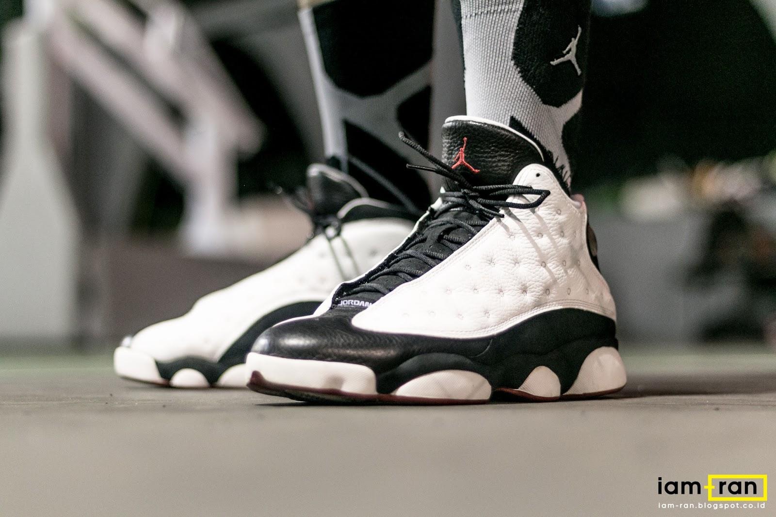 info for 9fc72 85f6c ON FEET   Vitra - Nike Air Jordan 13