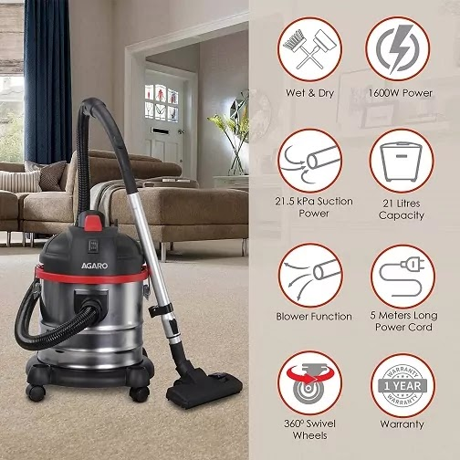 Best Wet and Dry Vacuum Cleaner for Home in India   Wet And Dry Vacuum Cleaner Reviews
