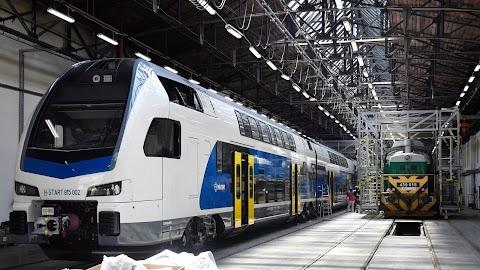 Újabb 21 motorvonatot gyárthat a MÁV-Startnak a Stadler