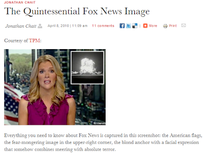 Screenshot from Chait: the quintessential Fox News image