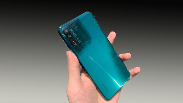 سعر ومواصفات هاتف Huawei Nova 5 Pro الجديد مع كاميرا خلفية 48 ميغابكسل !