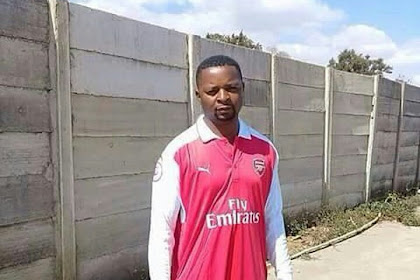 Lol! Checkout This Viral Photo Of The New Arsenal Jersey Kit
