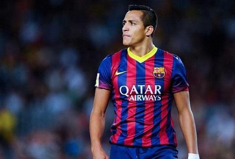 Sanchez có thể sẽ phải rời đội hình Barca trong mùa hè này.