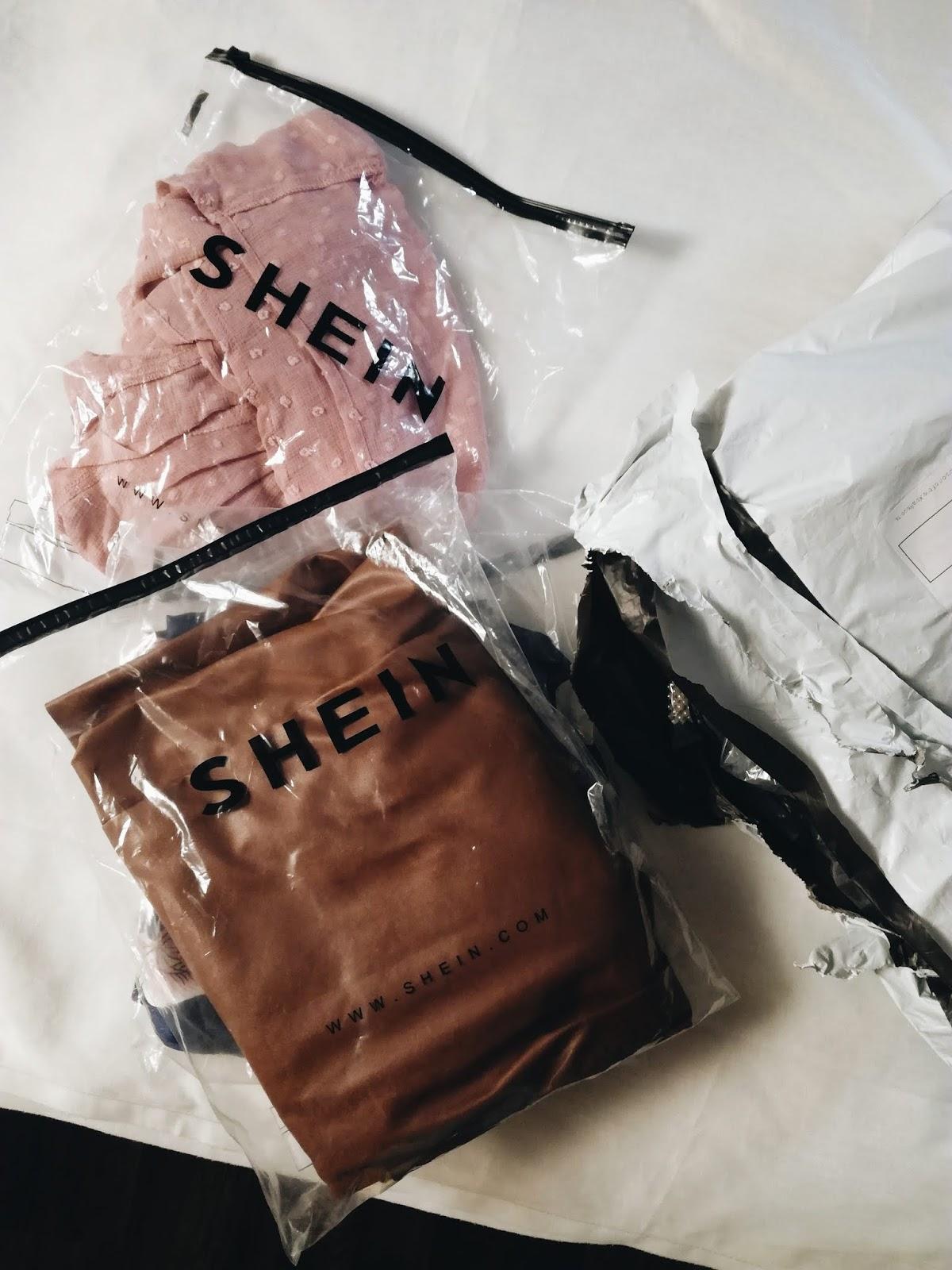 Fm تسوقي بذكاء من شي ان طريقة الطلب مشترياتي Shein
