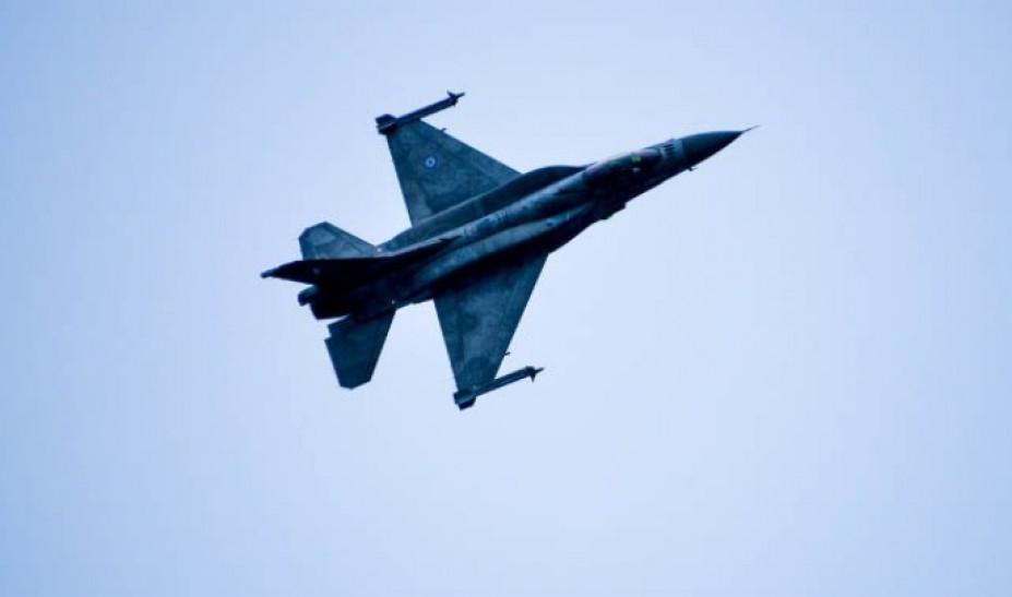 To F16 Viper στους Ελληνικούς Ουρανούς
