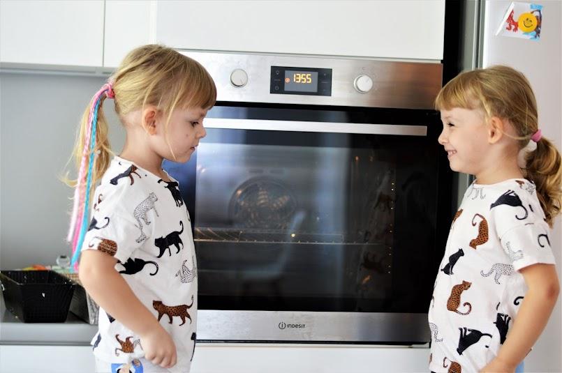 HIT! Dziewczynki robią obiad! Kurczak zapiekany z mozzarellą!