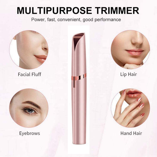 Flawless Painless Electric Eyebrow Trimmer