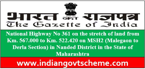 Nanded District in the State of Maharashtra