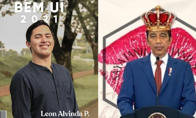 Berani Ngatain Jokowi 'Pembohong', Ketua BEM UI Ternyata Bukan Orang Sembarangan