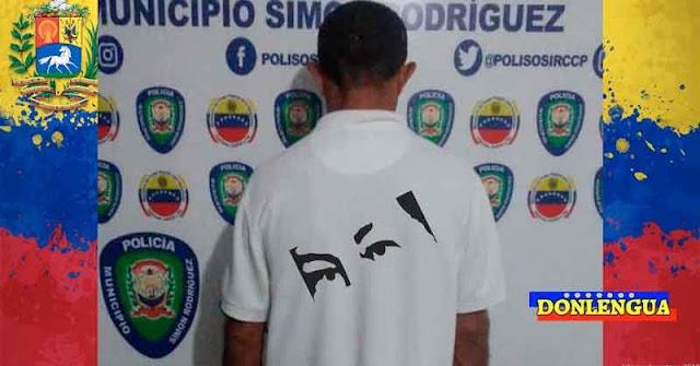 Dos Chavistas detenidos por abusar de niñas de 6 y 11 años