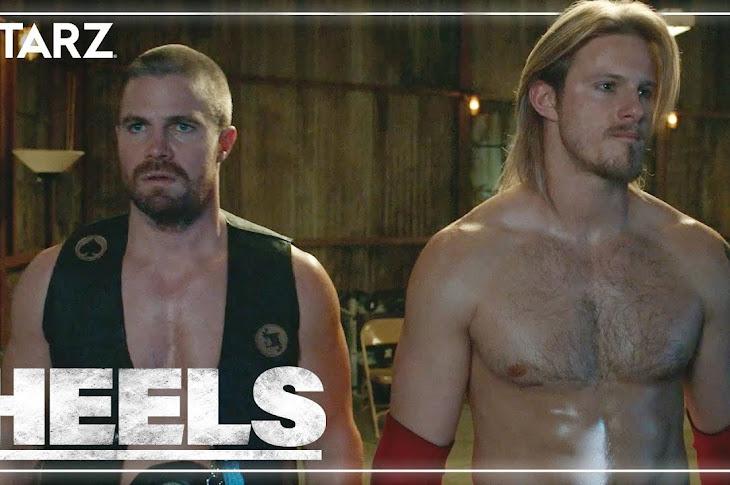 "SR Now: Stream Fiend - Starz ""Heels"" Review"