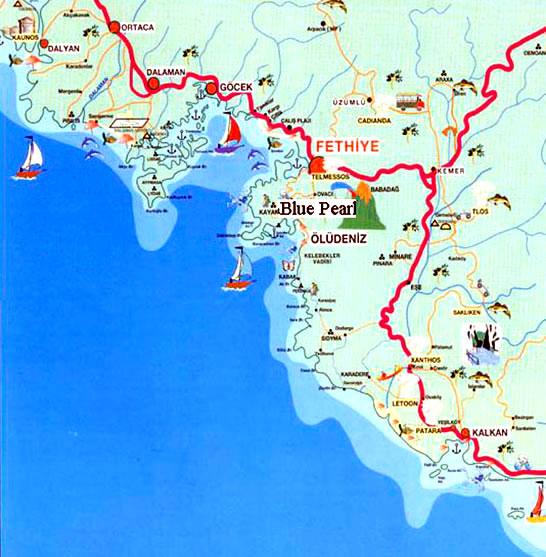 fethiye harita 2