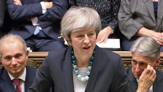 British Prime Minister Theresa May has announced members of parliament will vote on her widely criticised Brexit deal in the week beginning January 14 next year.