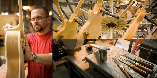 Mengenal Jenis Kayu Yang Dipakai Dalam Pembuatan Gitar