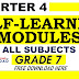 4th Quarter Self-Learning Modules Grade 7 All Subjects