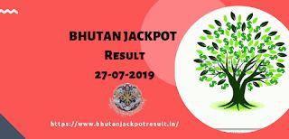 Bhutan Jackpot,Bhutan Jackpot Result