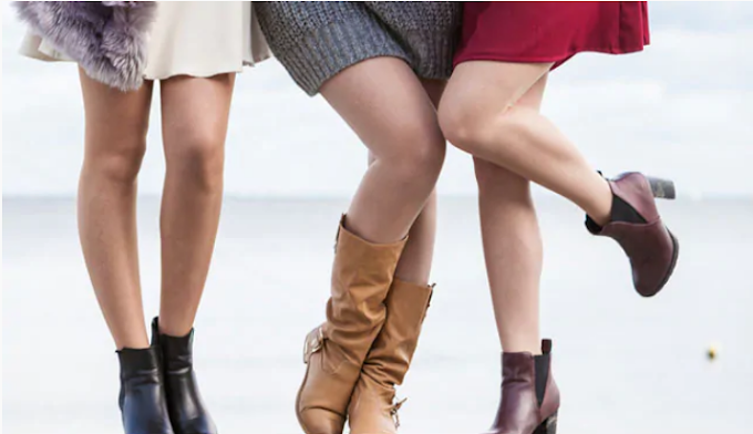 8 Types Of Winter Shoes You Need To Pair With Your Winter Clothes