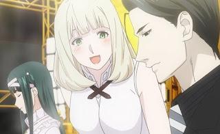 Shokugeki no Souma: Shin no Sara Episodio 08
