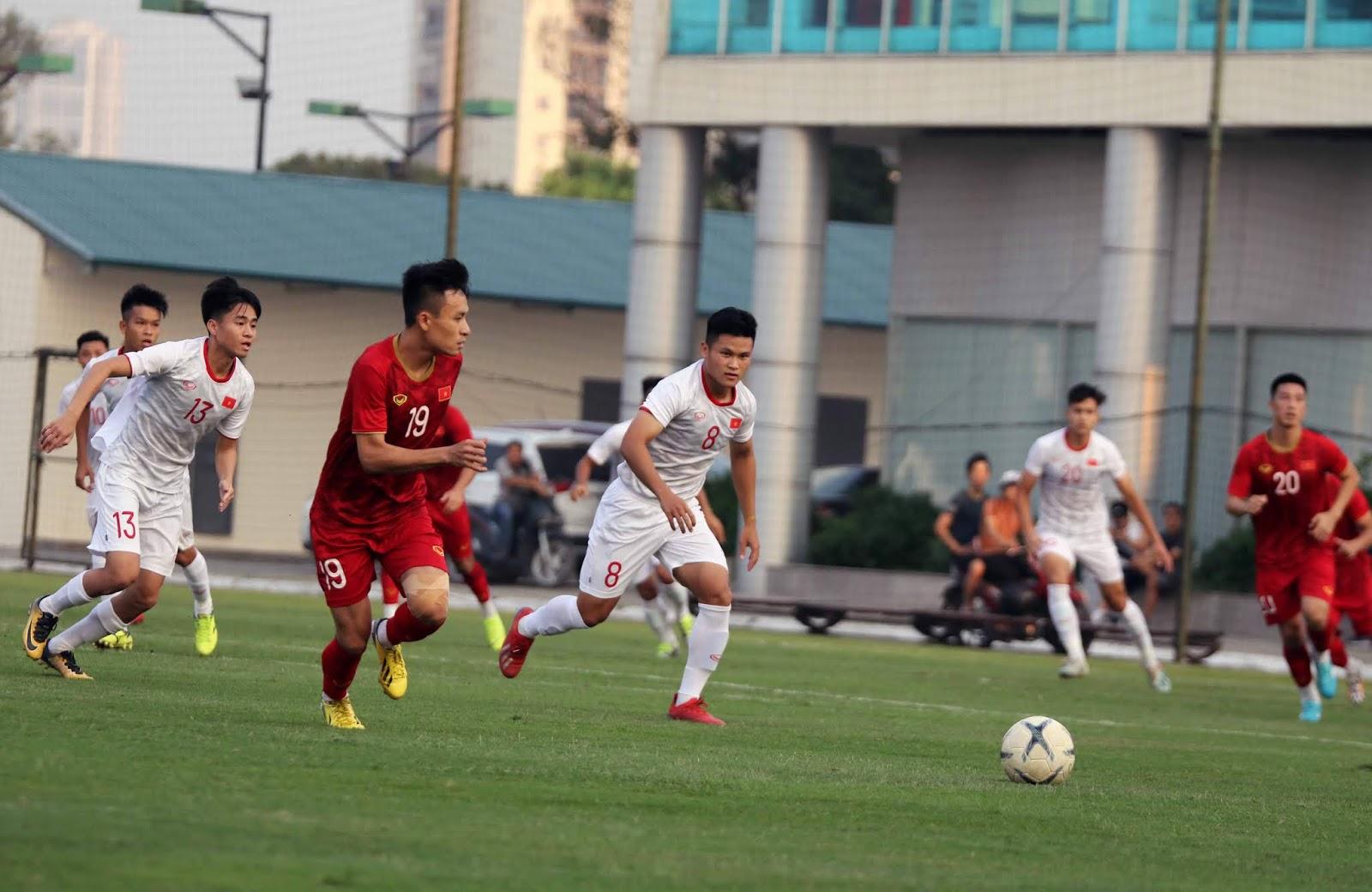 Đội tuyển quốc gia, u22 việt nam, vòng loại world cup 2022, Park Hang-seo, Minh Tuấn