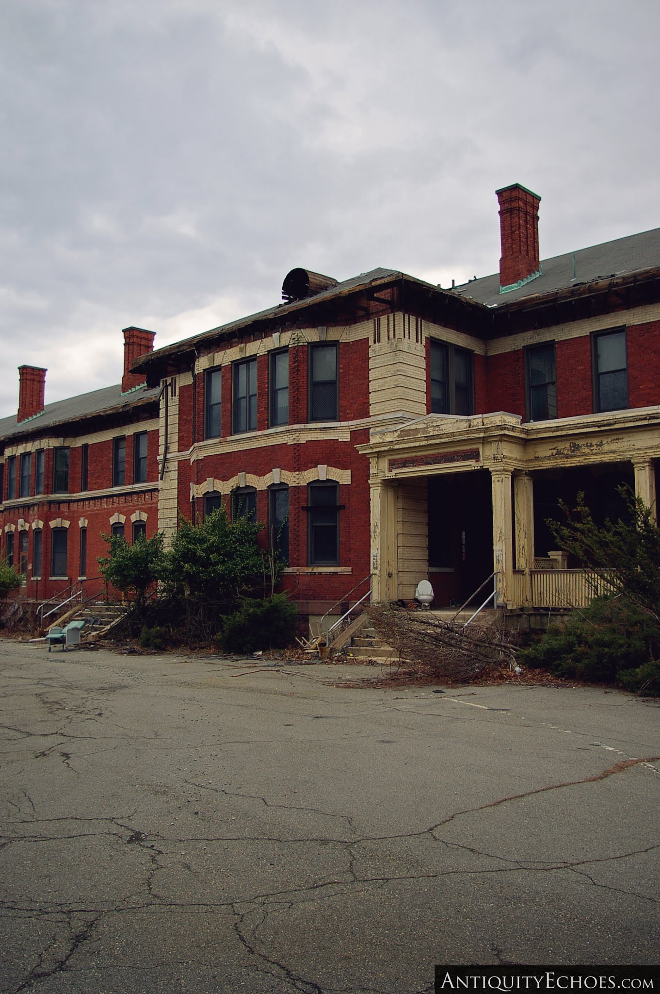 Overbrook Asylum - Stripped