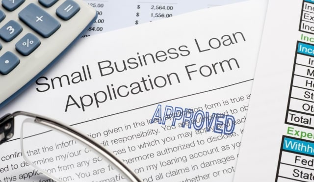 how to apply for small business loans canada