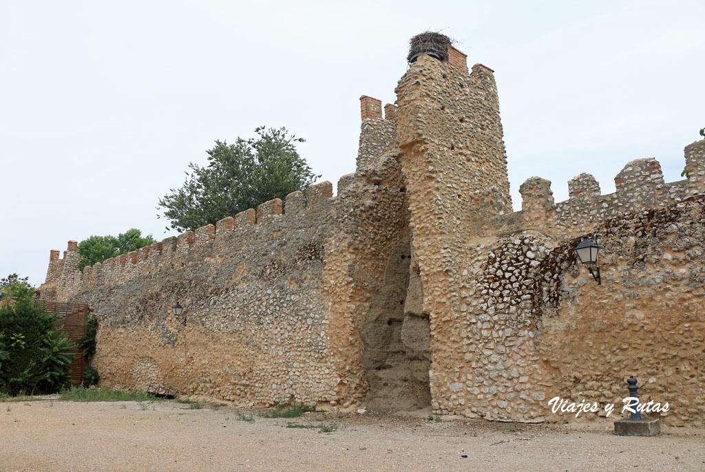 Muralla de Olmedo