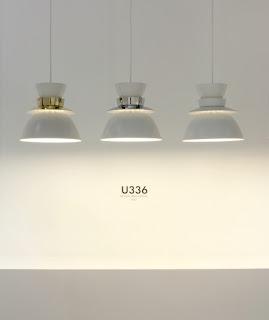 Lamparara U336 Artek