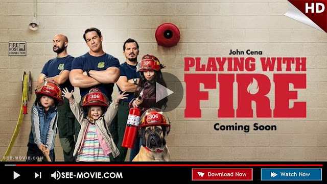 Playing with Fire Full Movie Download 1080p  720p (2019)