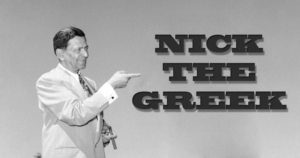 Nick the Greek Η ζωή του Έλληνα τζογαδόρου