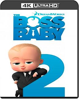 The Boss Baby: Family Business [2021] [UHD] [Latino]